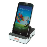 ROLINE Multimedia Docking Station for SAMSUNG S4