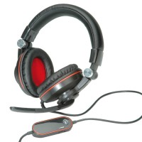 G-SOUND Headset for Gamers, 5.1 Channel, USB