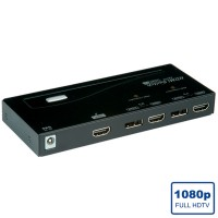 ROLINE HDMI/DisplayPort Switch, 2-way