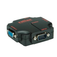 ROLINE VGA Video Splitter, 450 MHz, 2-way