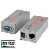 VALUE VGA Extender over Twisted Pair 80 m