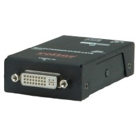 ROLINE Active DVI Extender over Twisted Pair 50 m