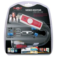 LIFEVIEW Video Editor USB DeLuxe