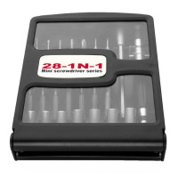 28-in-1 Screwdriver Set