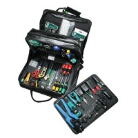 LAN Master Engineers Tool Kit, 58-piece
