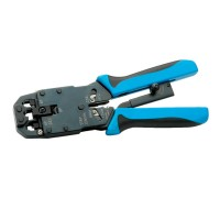 Universal Crimping Tool for Modular Plugs