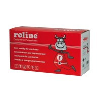 ROLINE compatible with CB542A für HEWLETT PACKARD Color LaserJet CP1215 / CP1515 / CP1518, yellow, ca. 1.400 pages