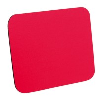 Mouse Pad, Cloth red