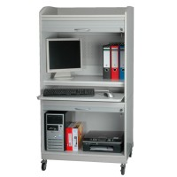 Lockable PC / Server Workstation