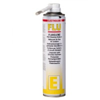 ELECTROCLUBE Fluxclene solvent for removing contaminants and flux after soldering