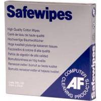 Safewipes - kokvilnas salvetes 23cm x 23cm (100gab.)