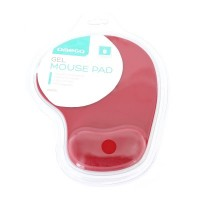 MOUSE PAD GEL, RED