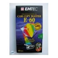 VHS E-60 PHG Cam Copy Master, 60min.