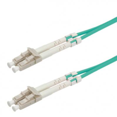 ROLINE FO Jumper Cable 50/125µm OM3, LC/LC, Low-Loss-Connector 1m