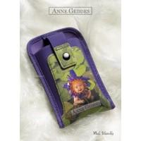 Mobilo tālruņu maciņš, Waterlily (M)