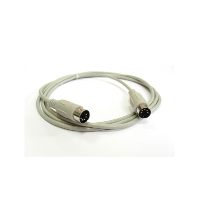 Cable 5pin.DIN M/M AT 1.8m