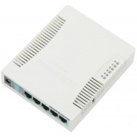 Wireless Router Mikrotik RouterBOARD RB951G-2HnD