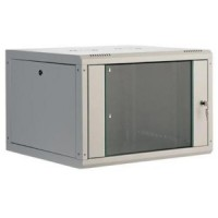 "19"" Wall cabinet 4U-600x400, stationary side edges"
