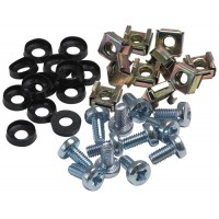 M6 CAGE NUTS (50 PACK)