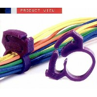 Easy Hose Clamps Heat Sealed Blister Mmixed Colours 14 pcs