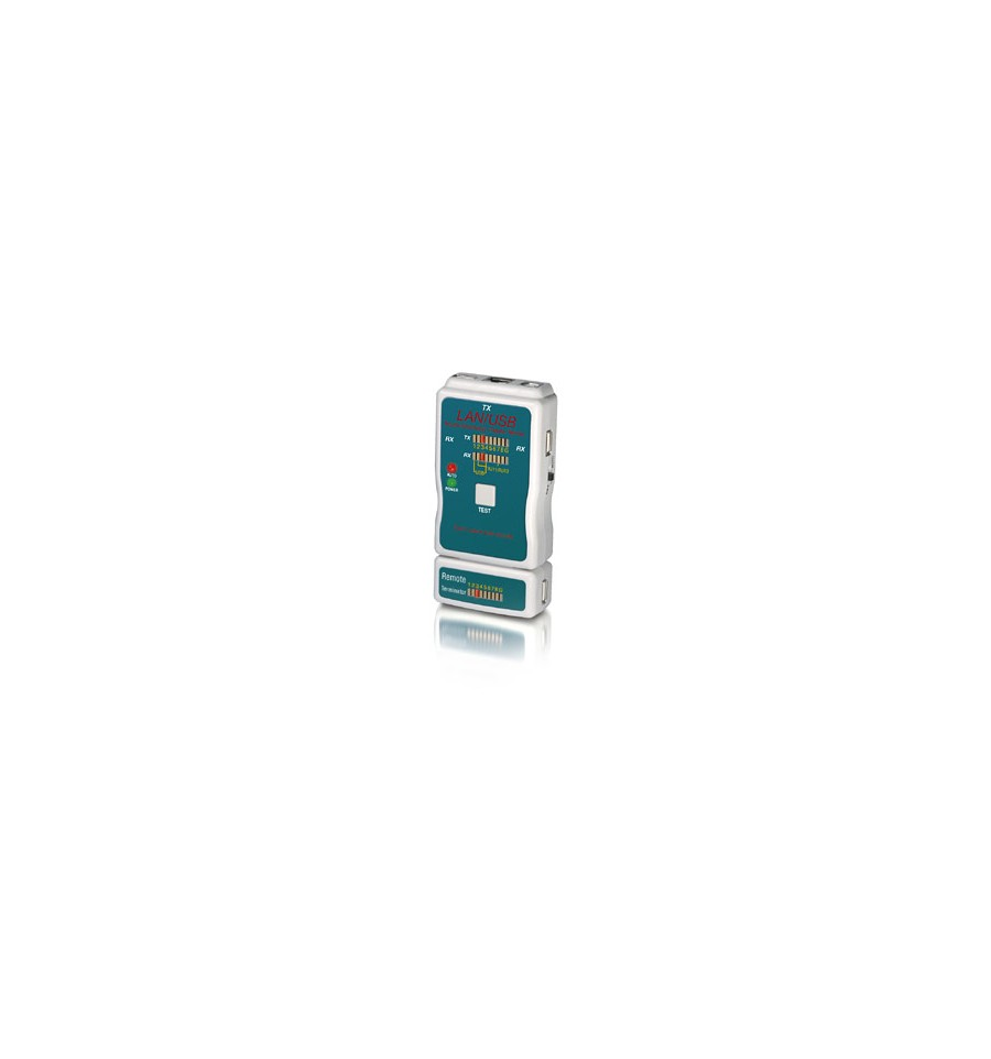 Lan Utp Stp Tester For Network Modular Usb Equip Dcp Sia Cable