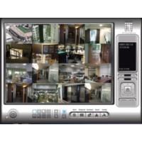 FCS-9116 16-kanālu novērošanas vadības programmatūra IP CamSecure Pro