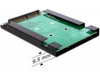 Delock Converter IDE 44 pin mSATA with 2.5 Frame