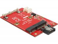 Delock Converter SATA 7 Pin mSATA full size