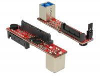 Delock Converter SATA 6 Gbs USB 3.0 type B female