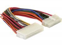 Delock ATX Cable 24-pin female to 20-pin male