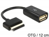 Delock Cable ASUS Eee Pad 40 pin male USB-A female OTG 12 cm