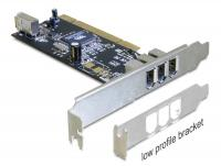 Delock PCI Card 3 x external + 1 x internal FireWire A