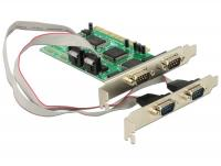 Delock PCI Card 4 x Serial