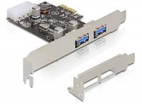 Delock PCI Express Card 2 x USB 3.0