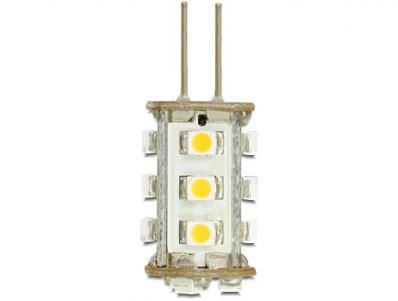 Delock Lighting G4 LED illuminant 1.2 W warm white 15 x SMD