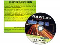 GNSS sw maptrip CAR EU 1x UPDATE Windows