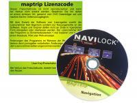 GNSS sw maptrip CAR DACH 1x UPDATE Windows