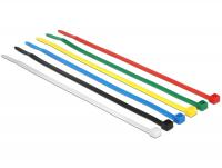 Delock Cable ties coloured L 200 x W 3.6 mm 100 pieces