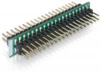Delock Adapter 40 pin IDE male 40 pin IDE male