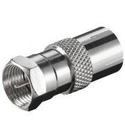 Adapter F-Plug - COAX-Jack