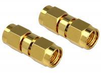 Delock Adapter SMA Plug SMA Plug