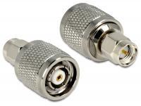 Delock Adapter RP-TNC Plug SMA Plug
