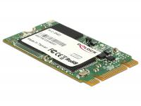 Delock M.2 NGFF SATA 6 Gbs SSD 256 GB (S42) Micron MLC -40°C ~ +85°C