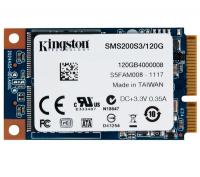 SSM mSATA 6 Gbs Kingston mS200 120GB