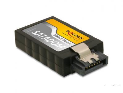 Delock SATA 6 Gbs Flash Module 8 GB vertical SLC
