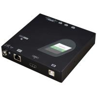 ROLINE KVM Extender over Gigabit Ethernet, HDMI, USB, Transmitter (TX) 100 m