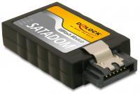 Delock SATA 6 Gbs Flash Module 64 GB MLC -40°C ~ +85°C
