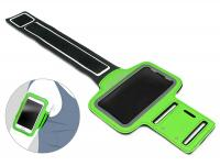 Delock Sport Armband for Smartphone green