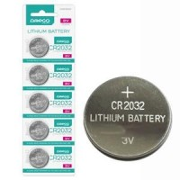 BATTERY CR2032 BLISTER*5pcs