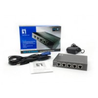 AVE-9205, 5-Port Cat.5 Audio/Video Transmitter